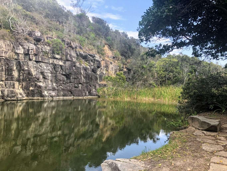 Yuraygir Coastal Walk - Angourie Pools