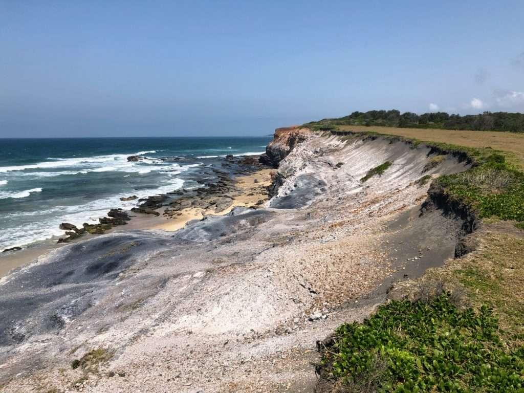 Yuraygir Coastal Walk - Grey Cliffs