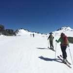 Ski-touring to the top of Australia