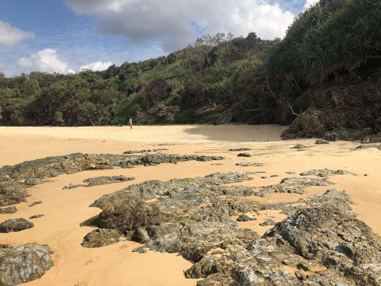 Yuraygir Coastal Walk - beach