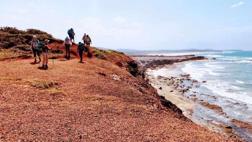 Yuraygir Coastal Walk - Red Cliffs