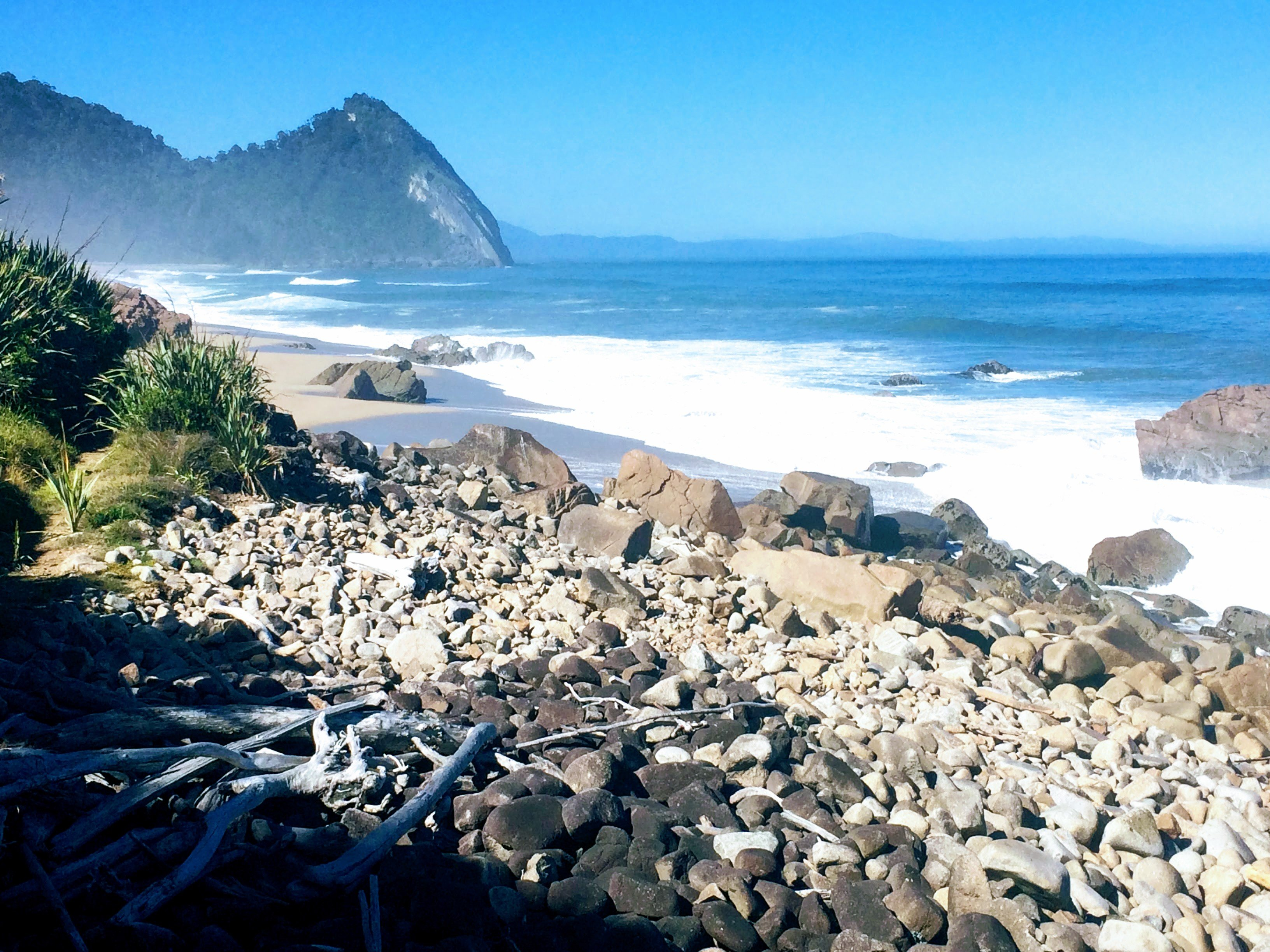 Heaphy Track - the end is in sight