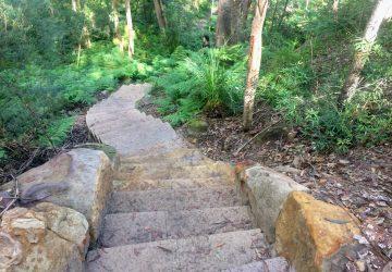 Stair training challenge